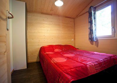 Chalets / Bungalows Chambre