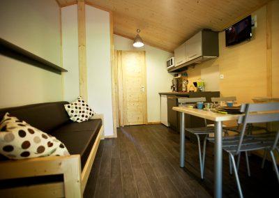 Chalets / Bungalows Cuisine / Salle à manger
